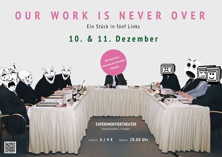 "Zum Artikel ""Projektpräsentation:  »Our Work Is Never Over«"""
